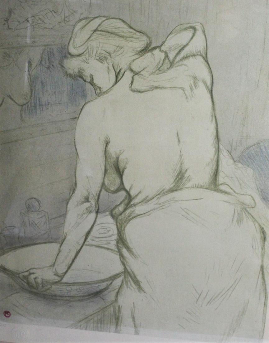Henri De Toulouse-Lautrec (French, 1864-1901) - 2