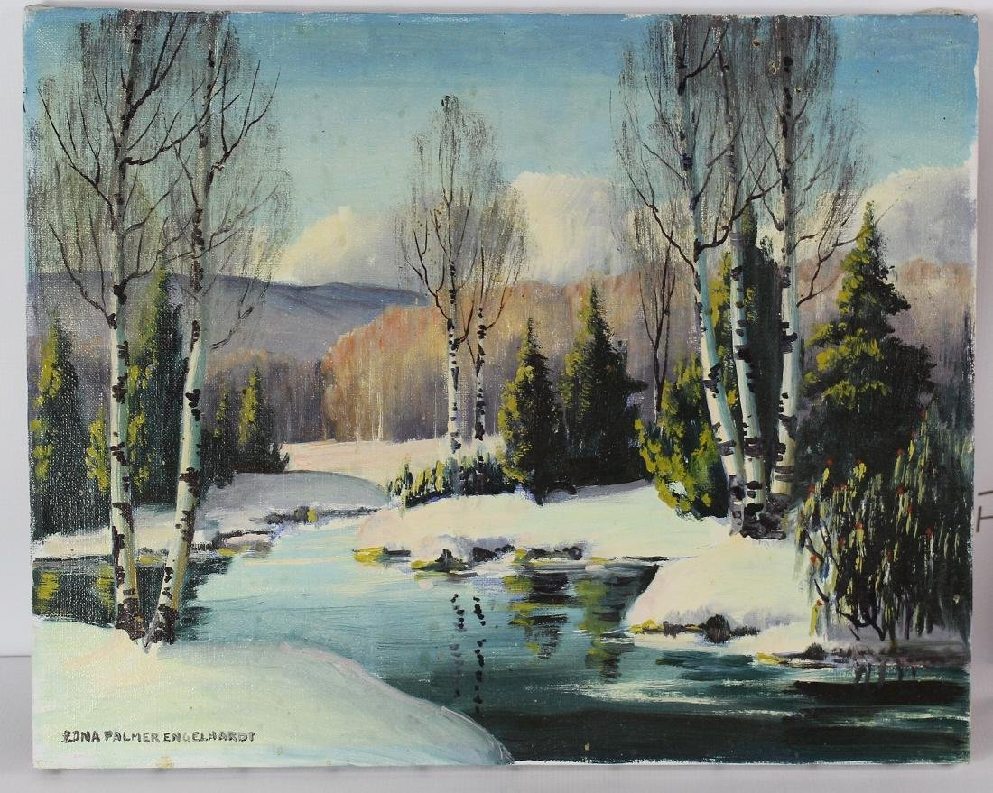 Edna Palmer Engelhardt (American, 1897-1991) - 2