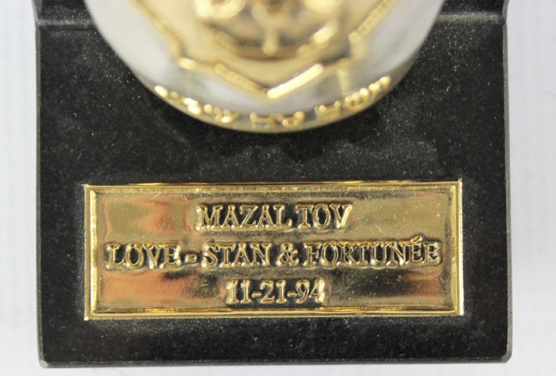 Frank Meisler Desk Mezuzah - 5