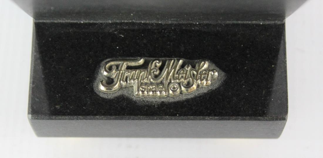 Frank Meisler Desk Mezuzah - 7