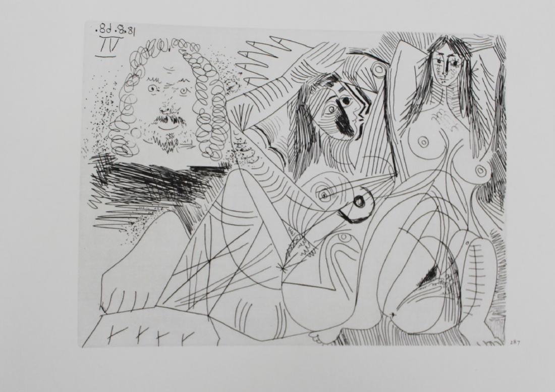Pablo Picasso (Spanish, 1881-1973) - 8