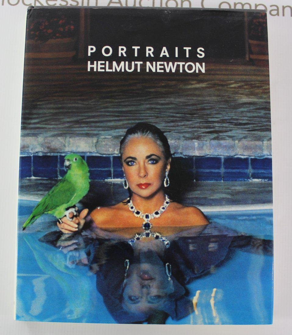 Book Signed by Helmut Newton - 4