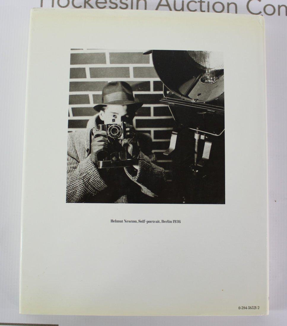 Book Signed by Helmut Newton - 5