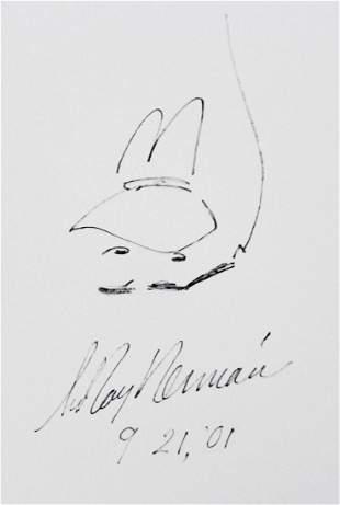LeRoy Neiman American 19212012