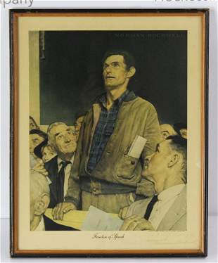 Norman Rockwell American 18941978