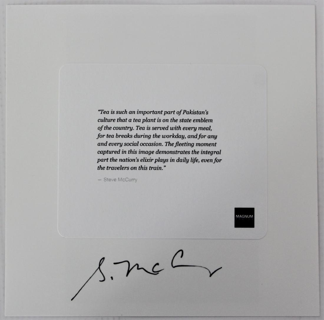 Steve McCurry (American, b. 1950) - 3