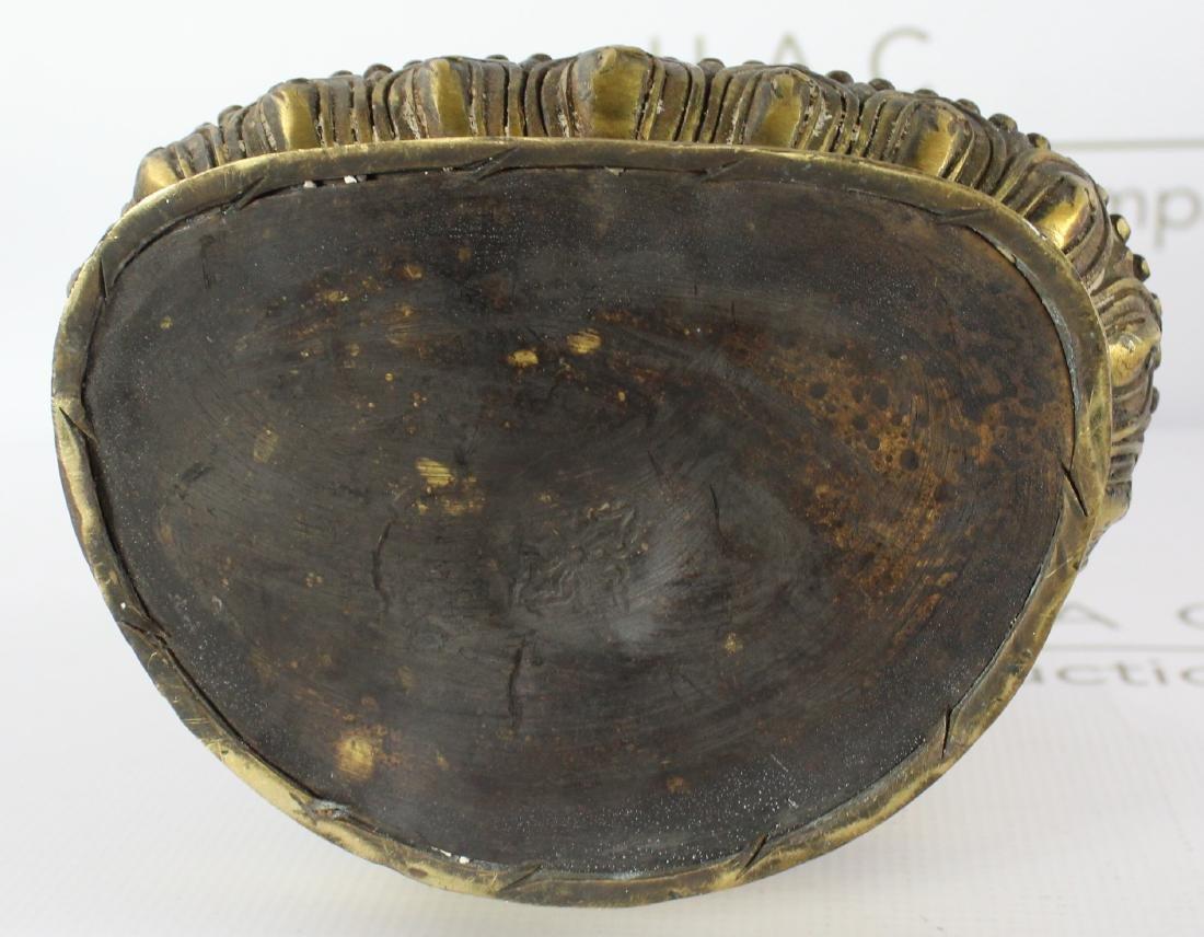 Chinese Bronze Budha - 10