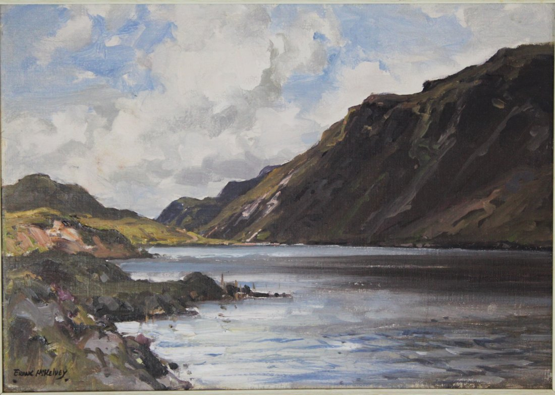 Frank Mckelvey (Irish, 1895-1974) - 2