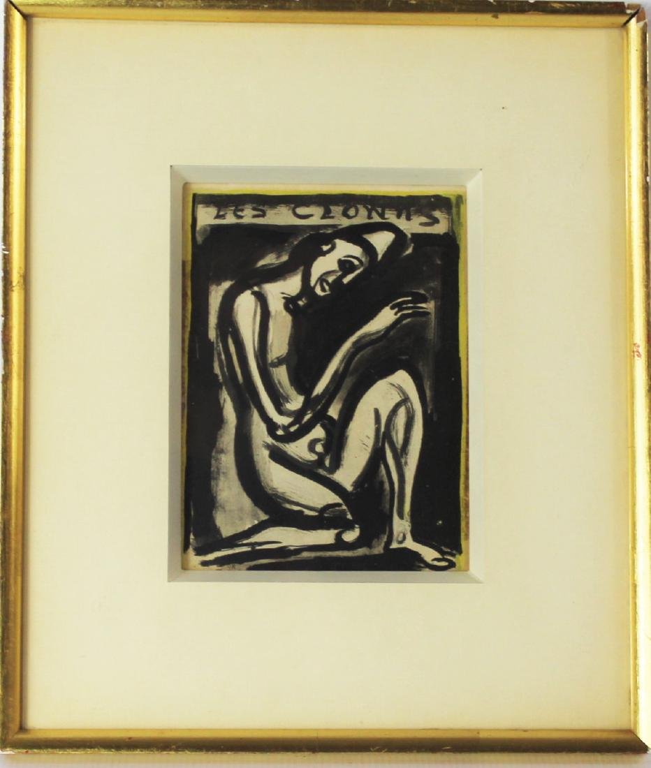 Georges Rouault (French, 1871-1958) - 2