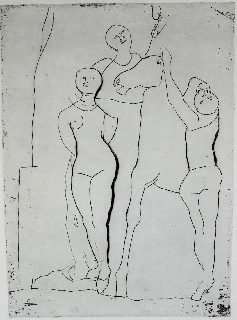 Marino Mirni (Italian, 1901-1980) - 2