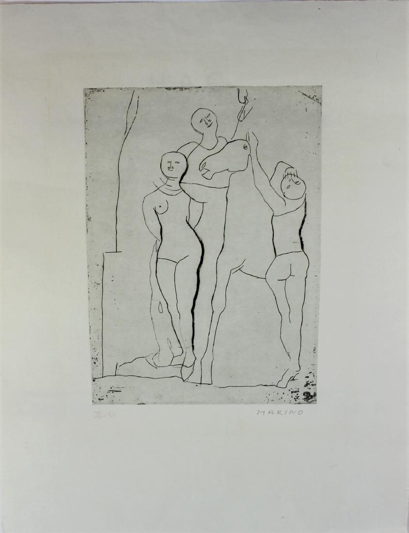 Marino Mirni (Italian, 1901-1980) - 3