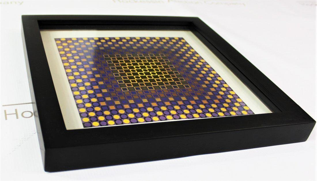 Victor Vasarely (French-Hungarian, 1906-1997) - 3