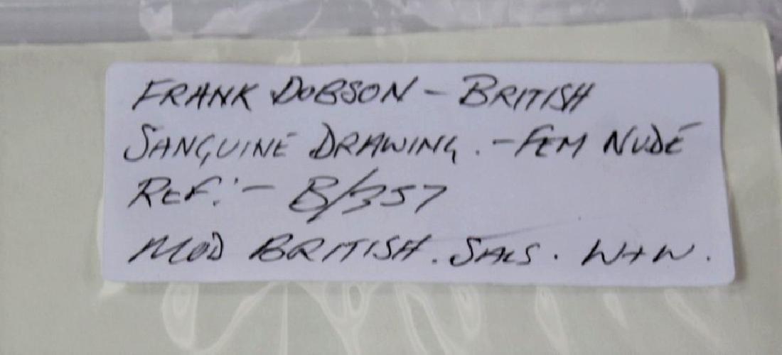 Frank Dobson (British, 1886-1963) - 4