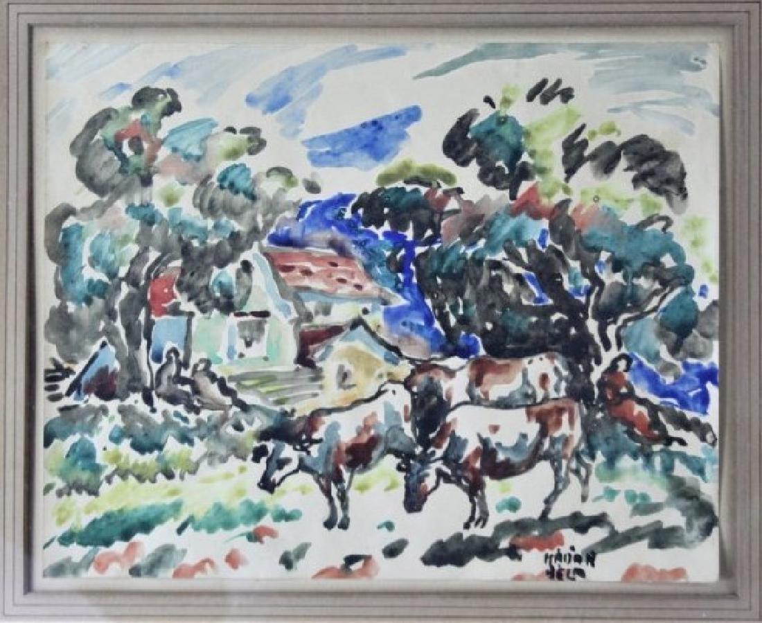 Bela Kadar (Hungarian, 1877-1955) - 2