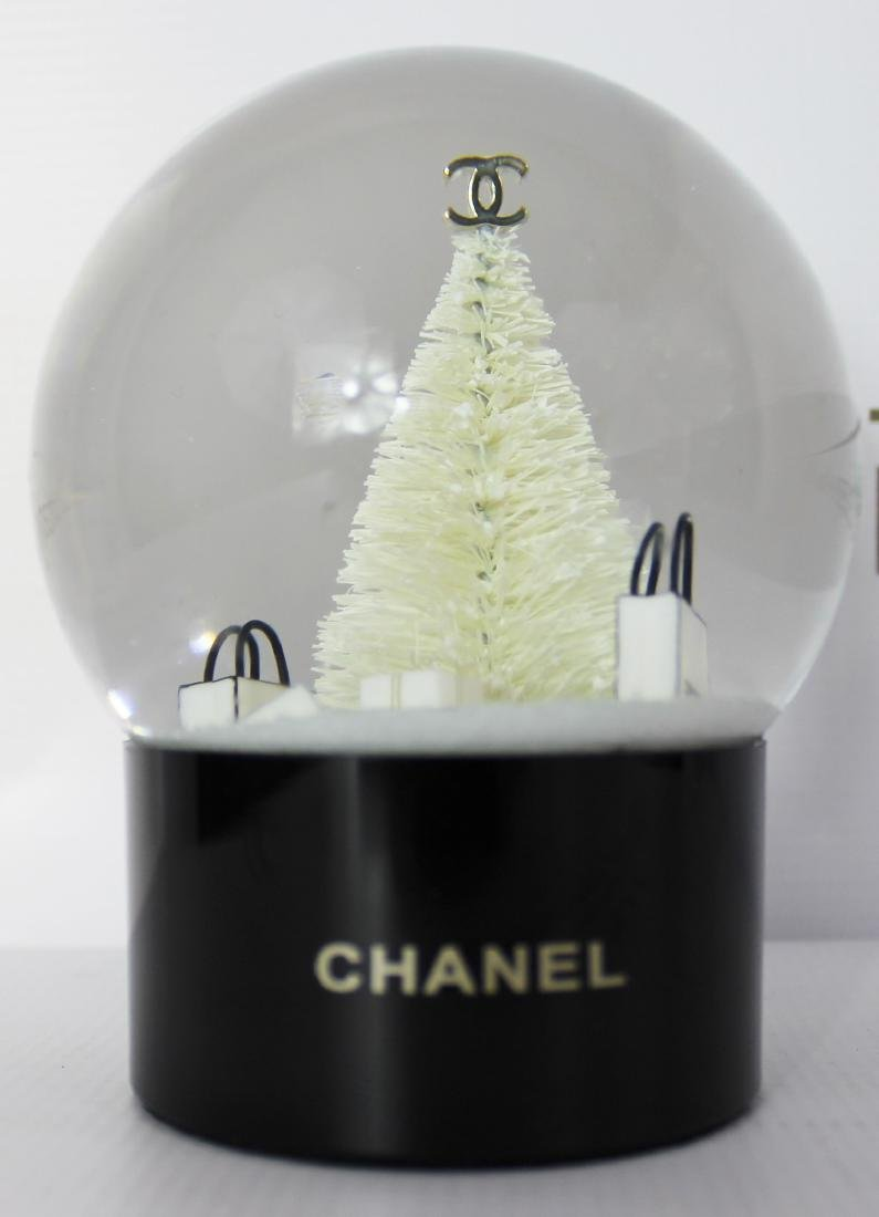Chanel Snowglobe - 2
