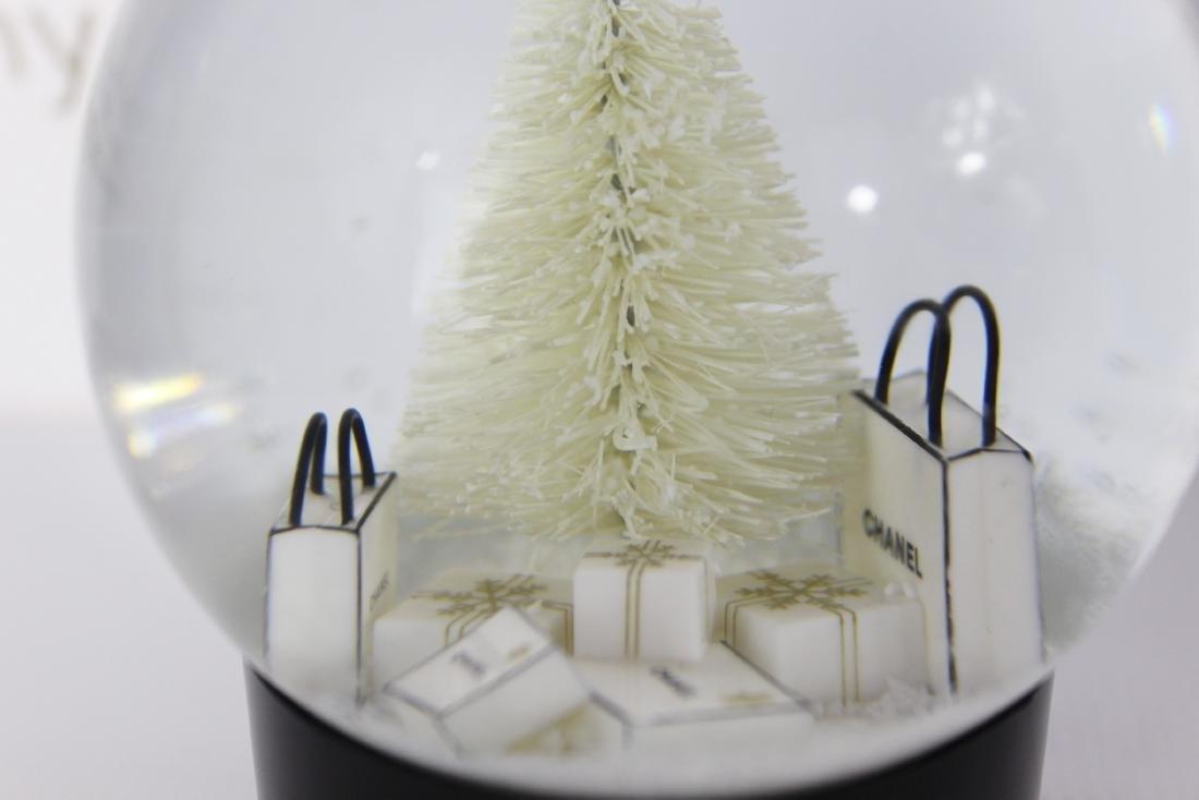 Chanel Snowglobe - 5