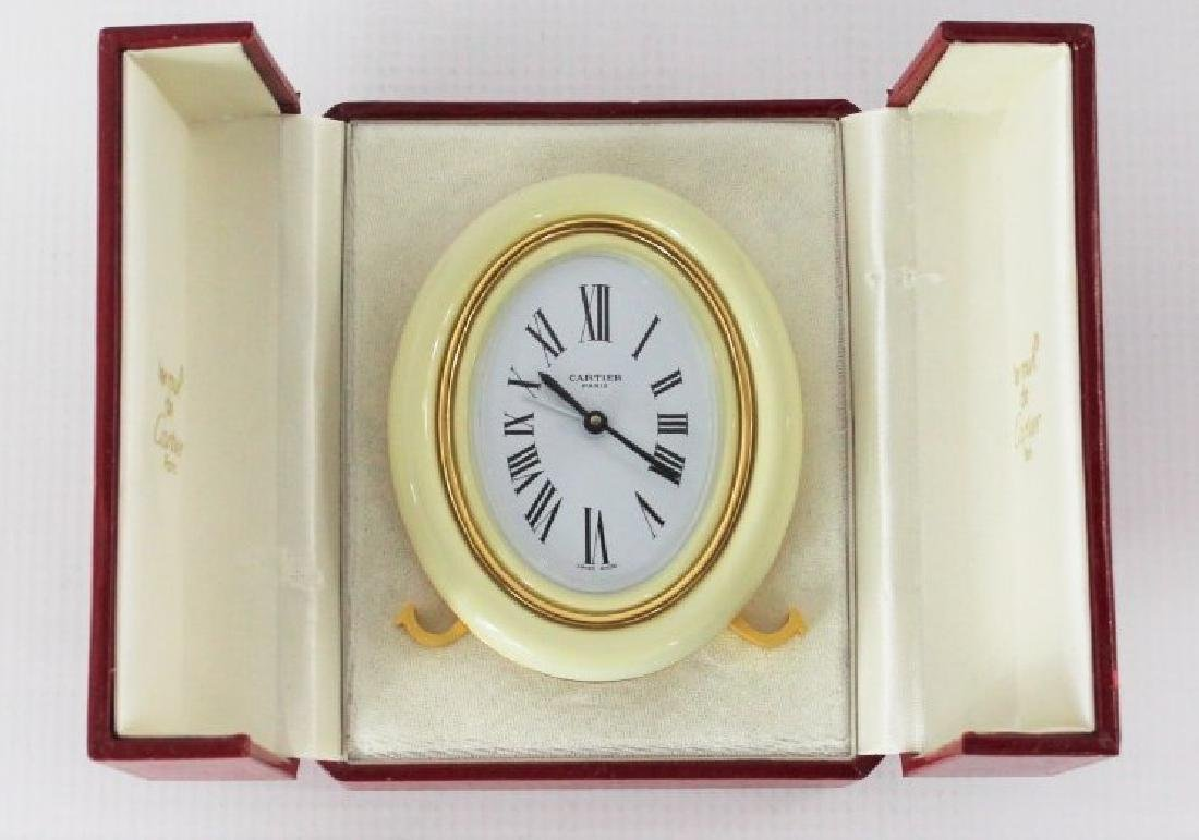 Cartier Alarm Clock - 2