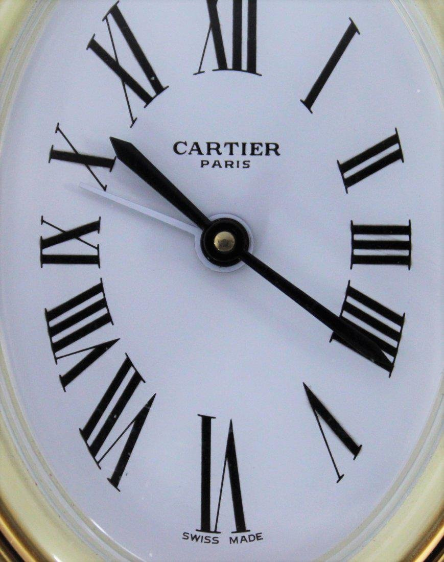 Cartier Alarm Clock - 7