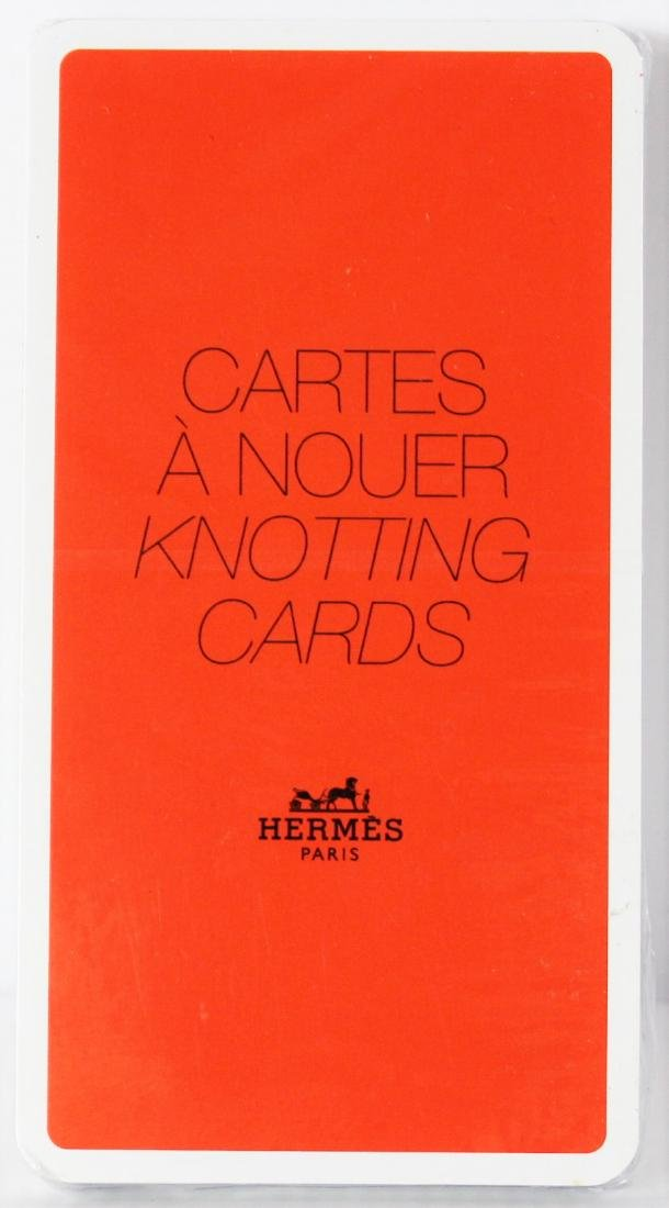 Hermes Scarf Collector's Cards