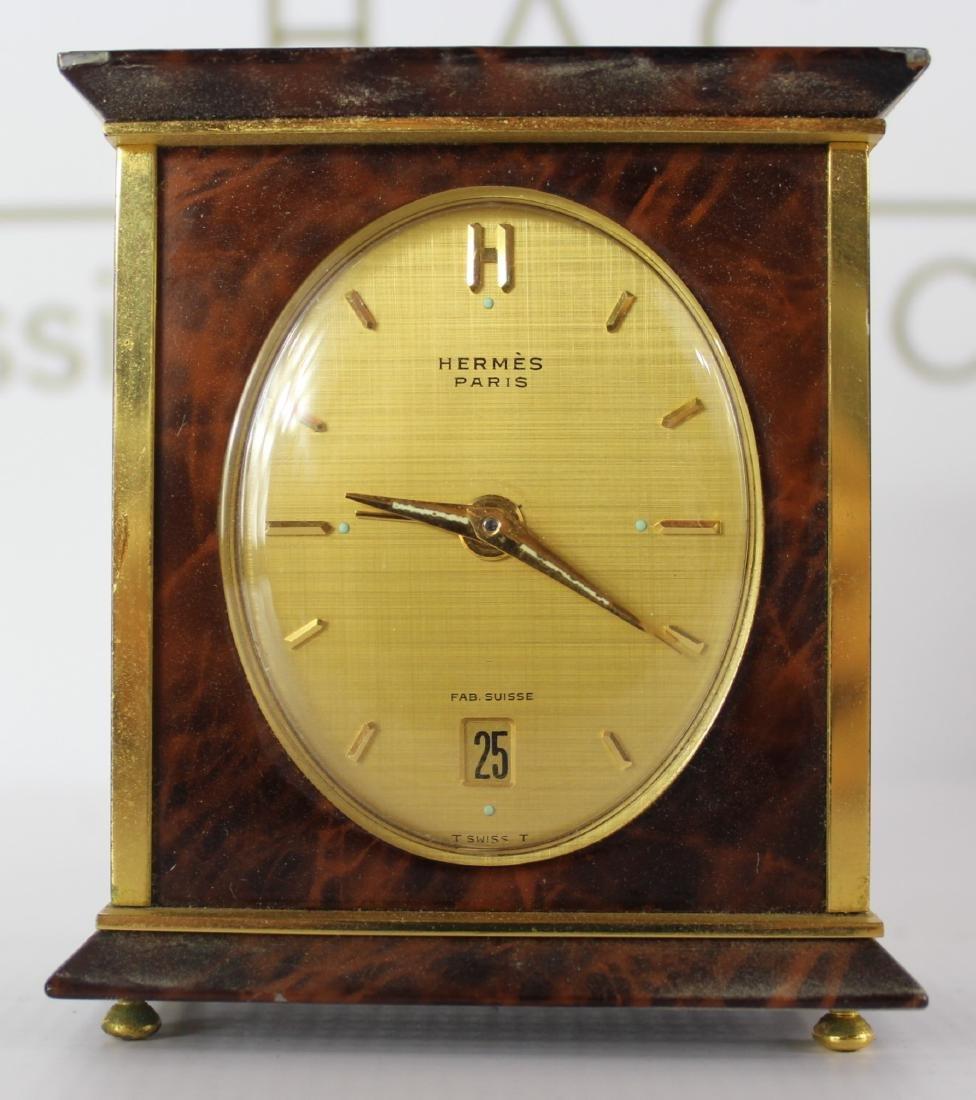 Hermes Alarm Clock