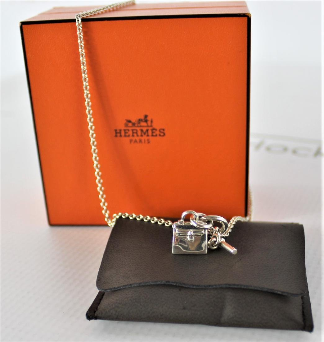 Hermes Necklace - 2