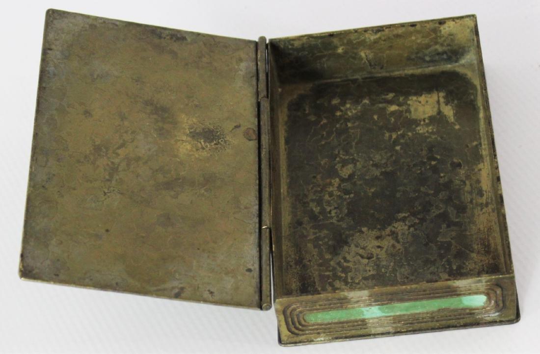 Antique Tiffany Studios Bronze Box - 2