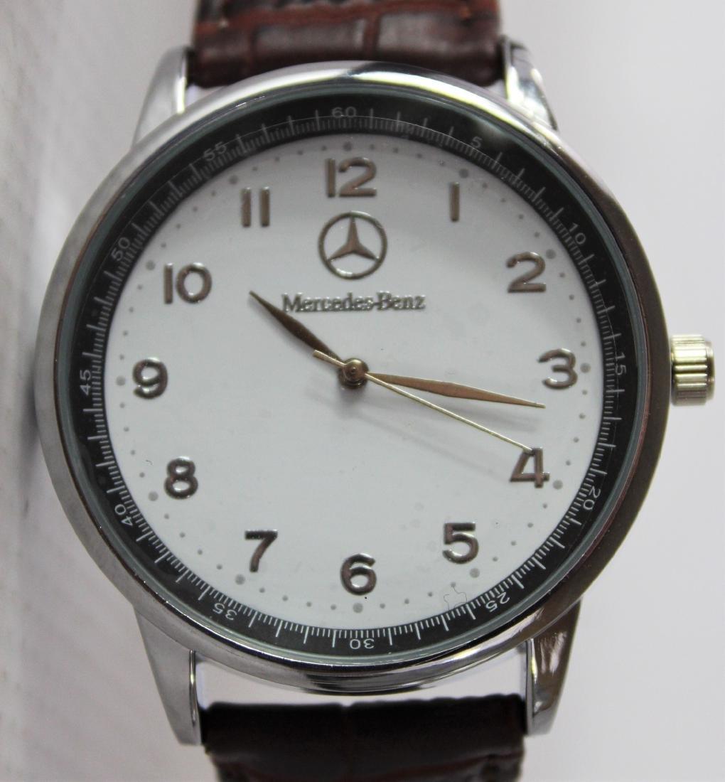 Mercedes Benz Watch - 2