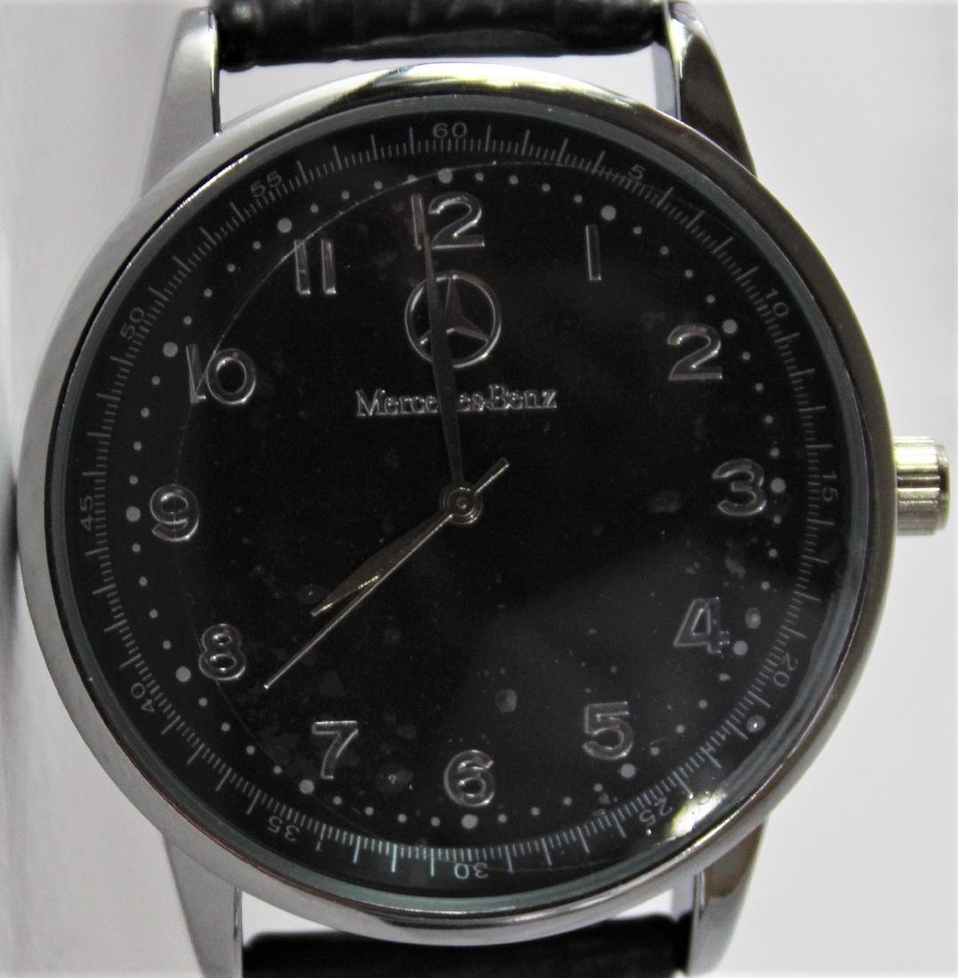 Mercedes Benz Watch - 2