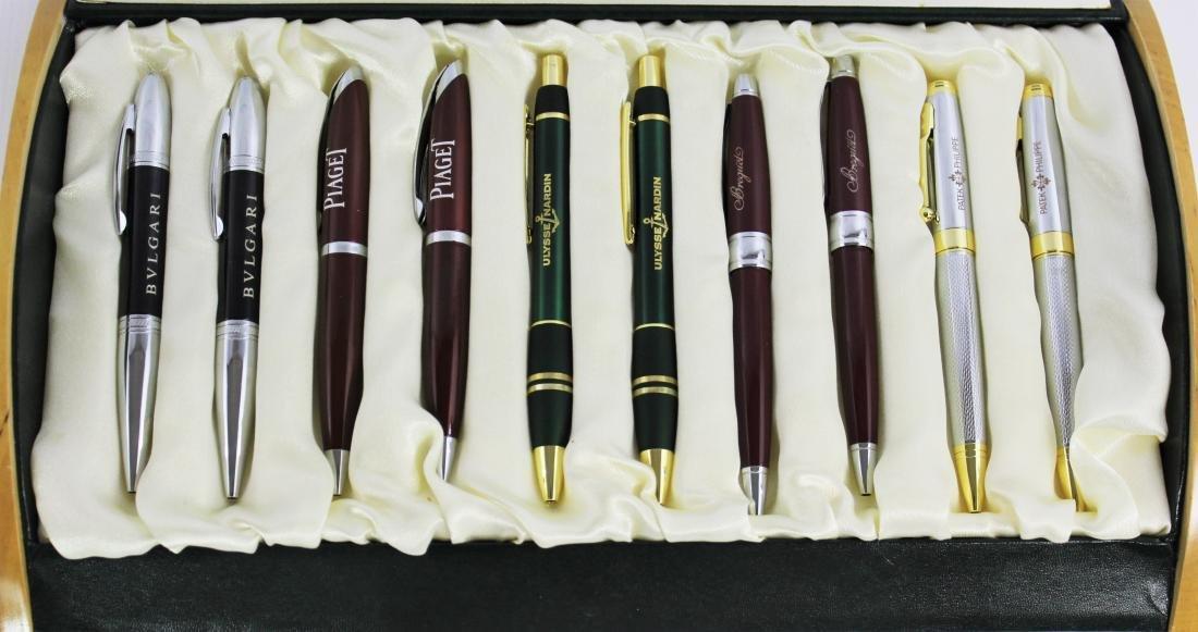 Swiss Luxury Pen Set