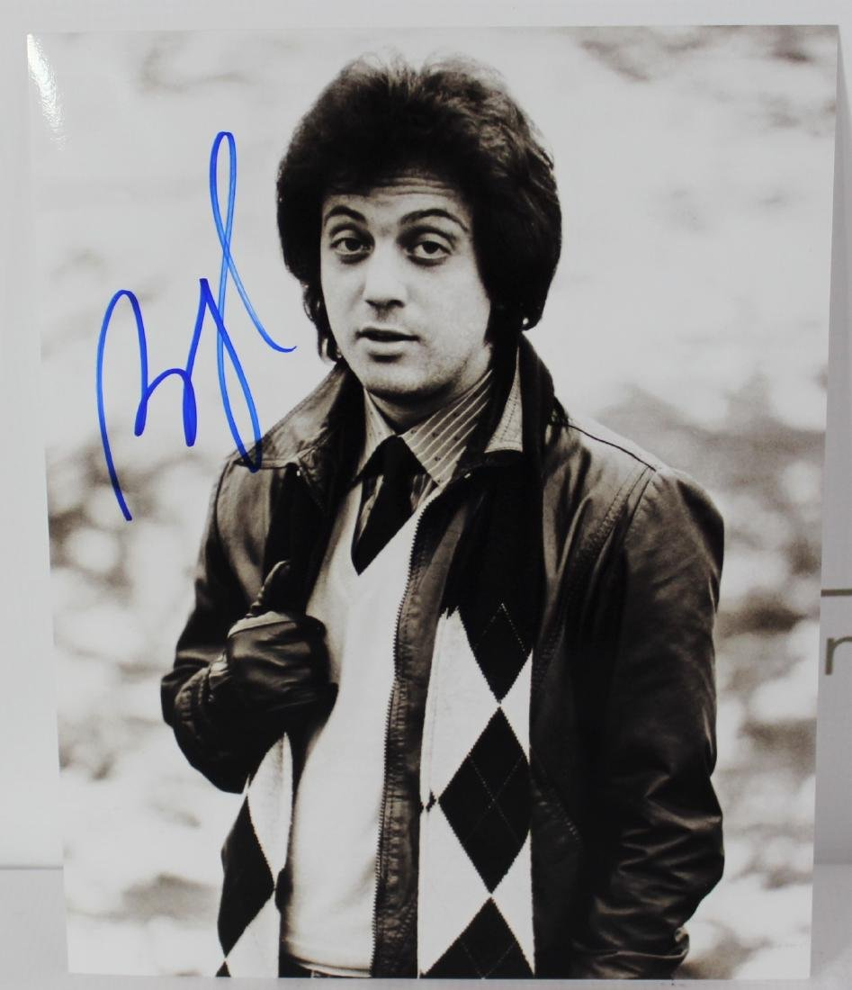 Photograph Signed by Billy Joel