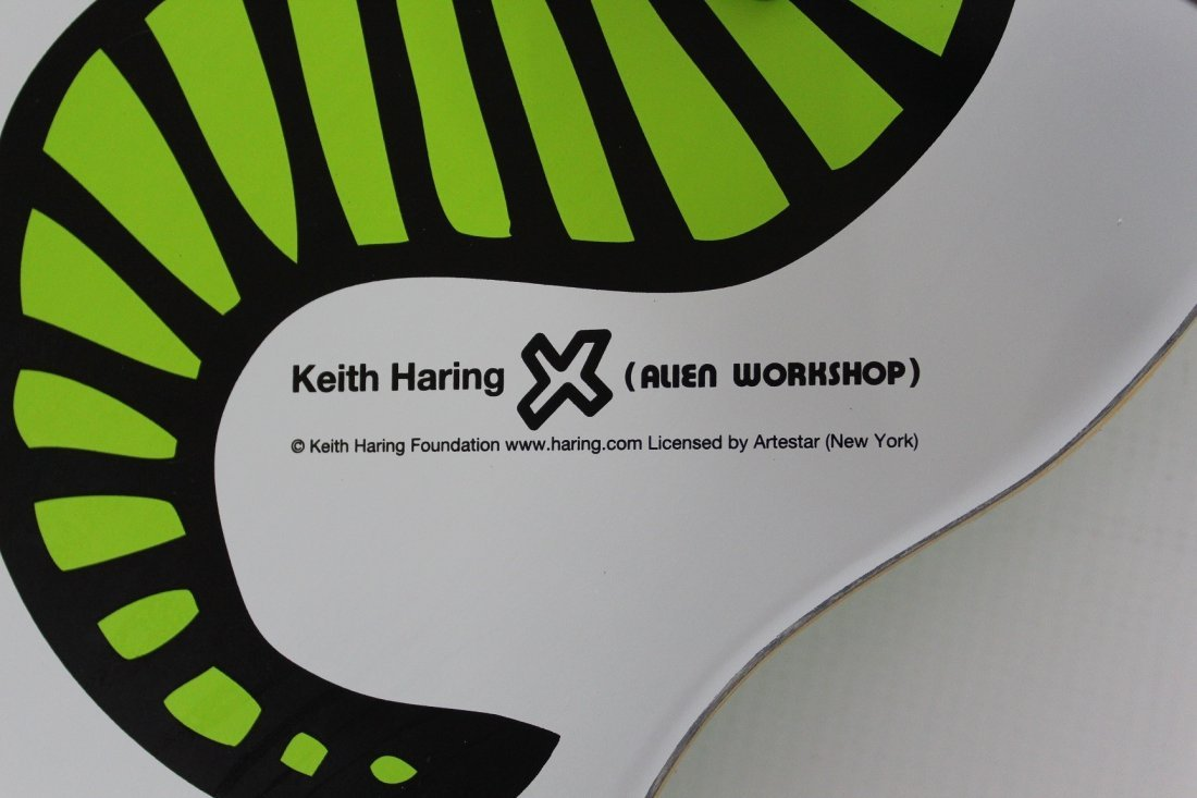 Keith Haring (American, 1958-1990) - 5