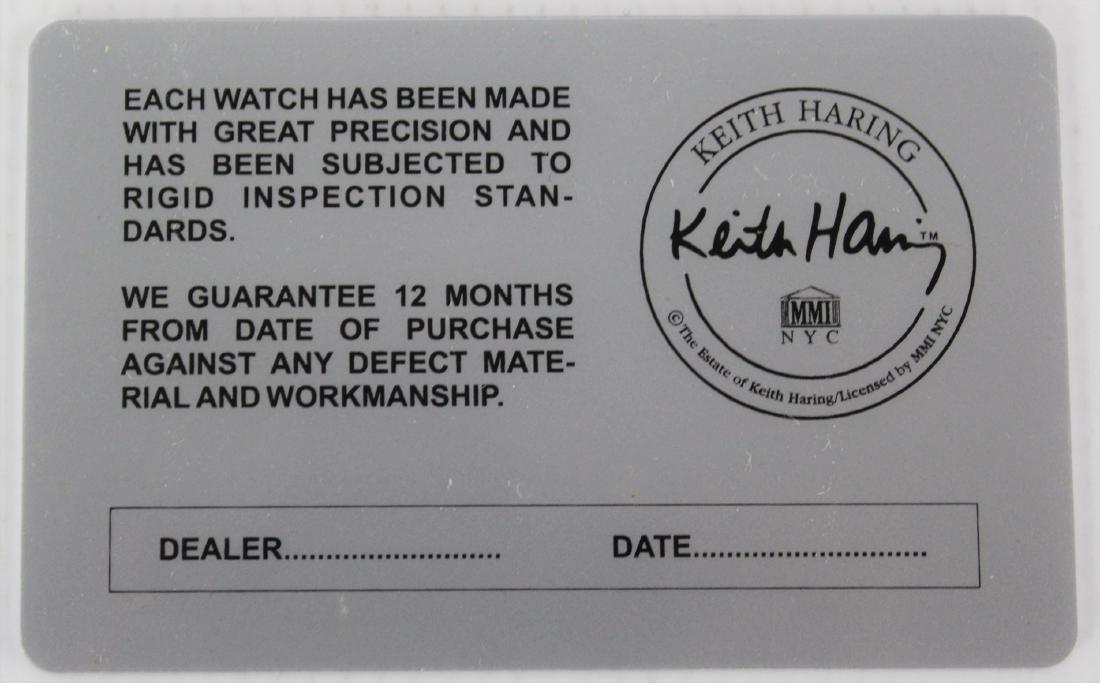 Keith Haring (American, 1958-1990) - 8