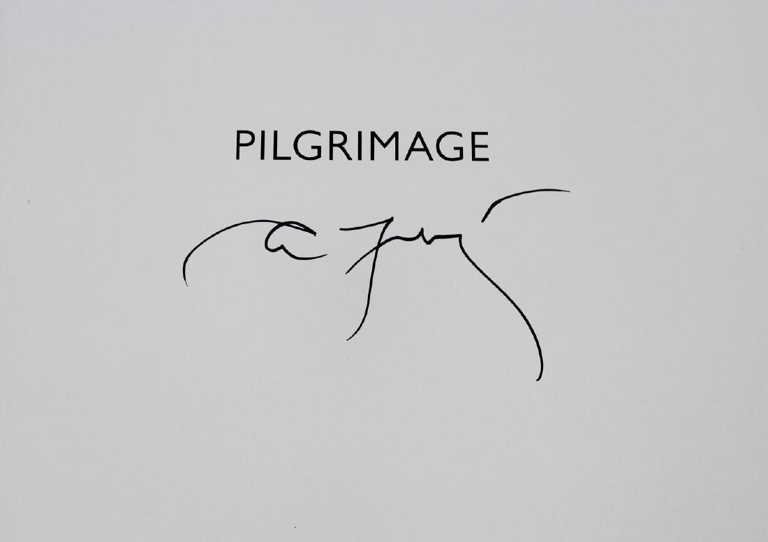 Book Signed by Annie Leibovitz