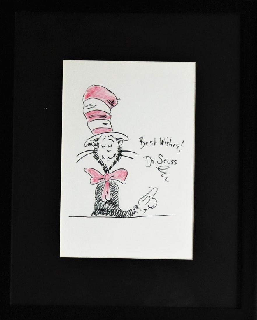 Dr Seuss (American, 1904-1991) - 3