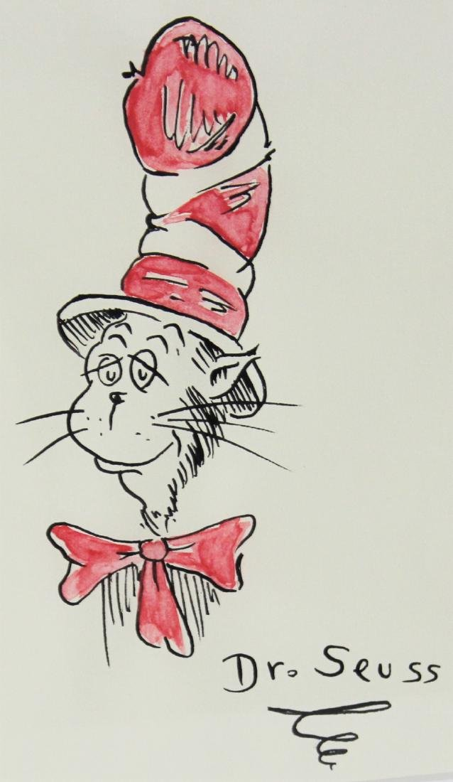 Dr Seuss (American, 1904-1991) - 4
