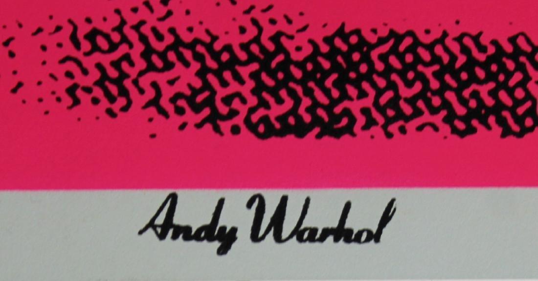 Andy Warhol (American, 1928-1987) - 3