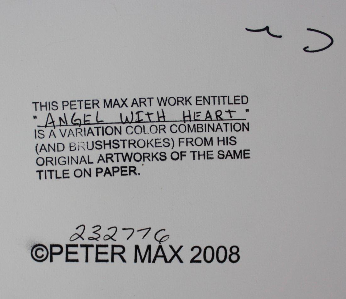 Peter Max (American, b. 1937) - 4
