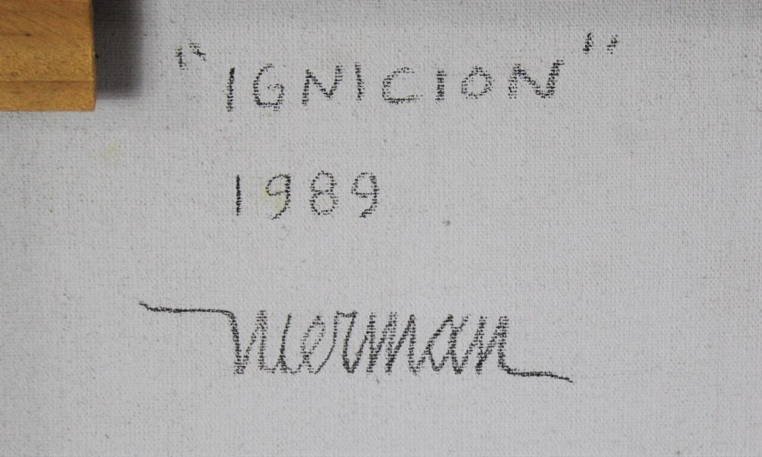 Leonardo Nierman (Mexican, 1932-2012) - 5