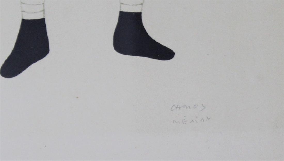 Carlos Merida (Guatemalan, 1891-1984) - 3