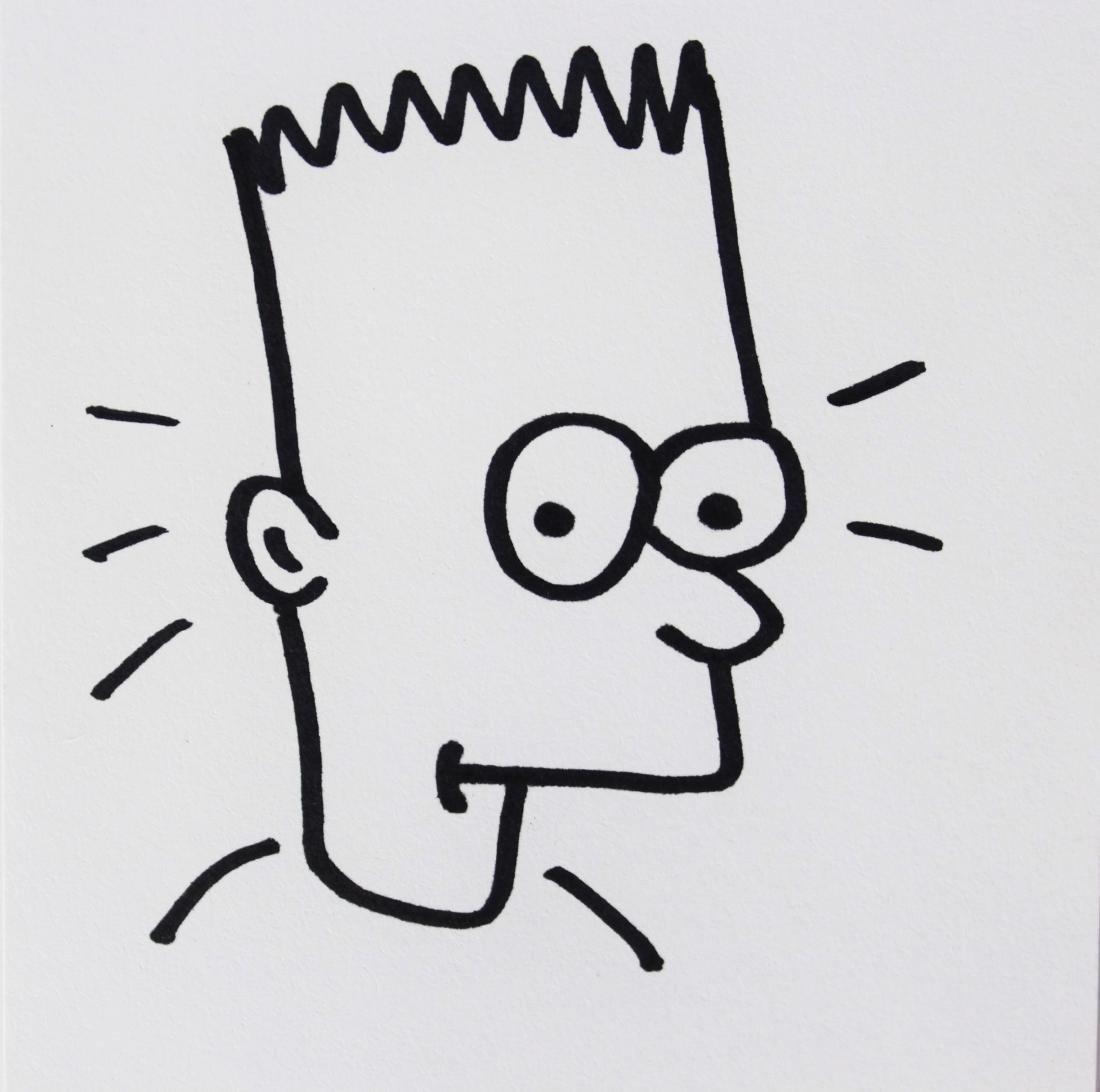 Matt Groening (American, b. 1954) - 4