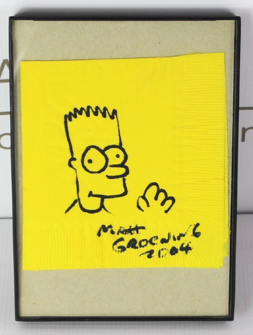 Matt Groening (American, b. 1954)