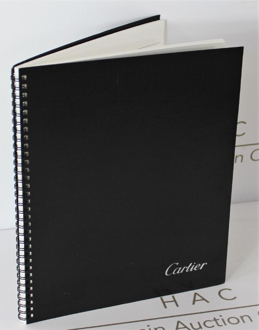 Cartier Notebook - 4