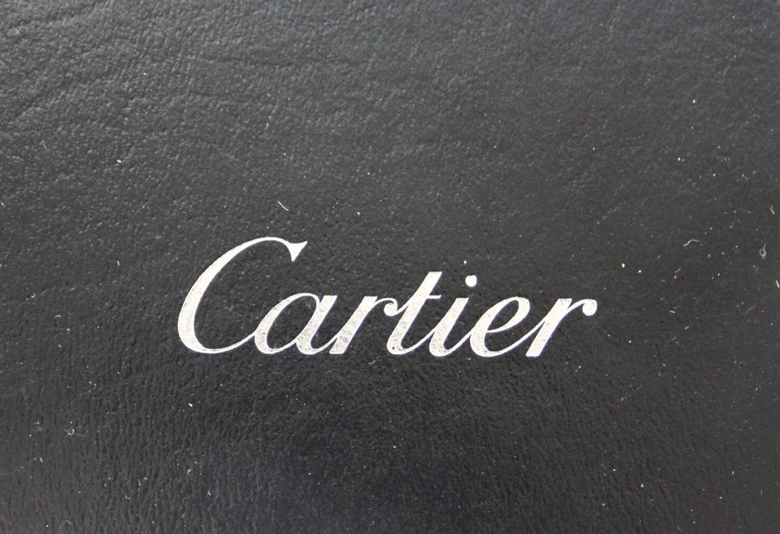 Cartier Notebook - 5