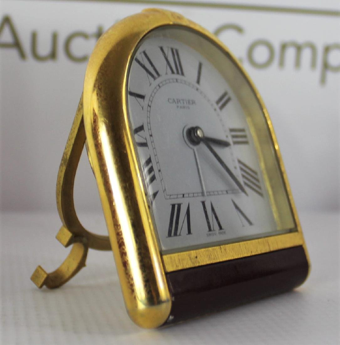 Cartier Desk Clock - 4