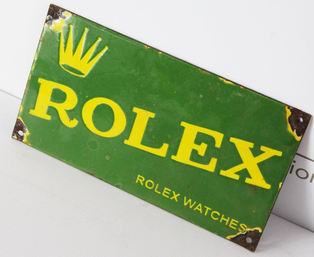 Rolex Display - 2