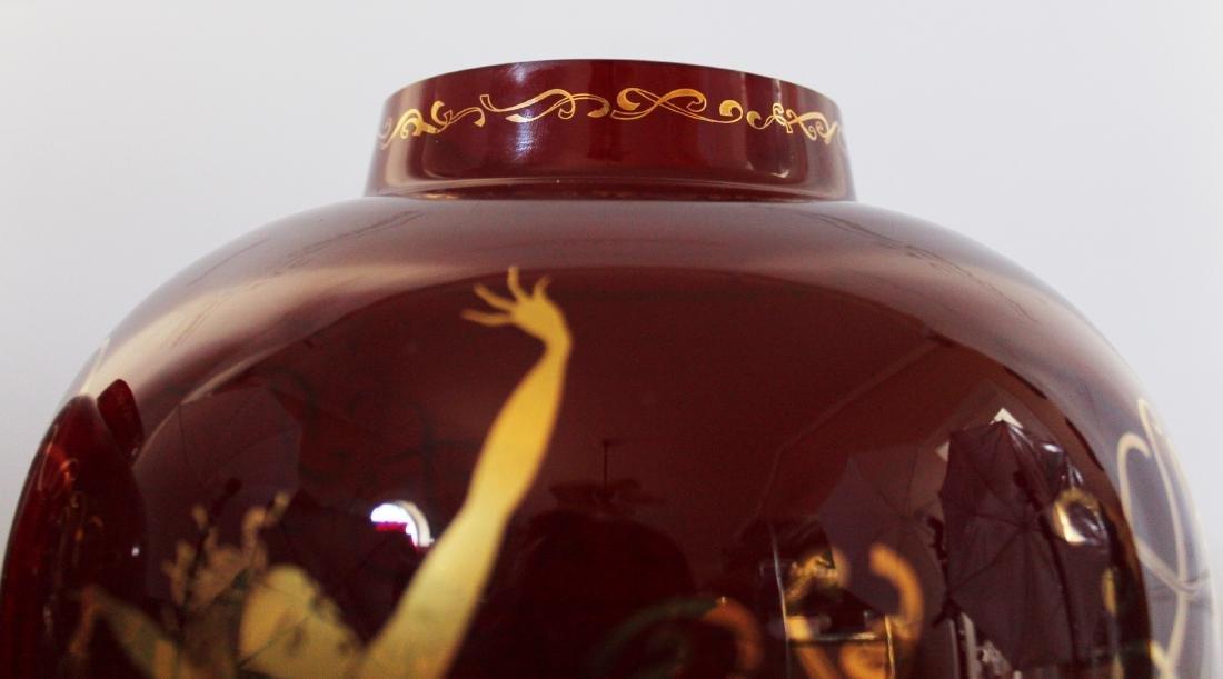 Erte Art Deco Vases - 6