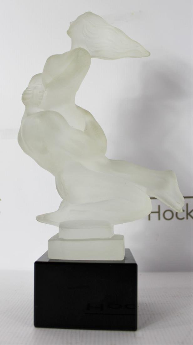 Lalique Glass Sculpture