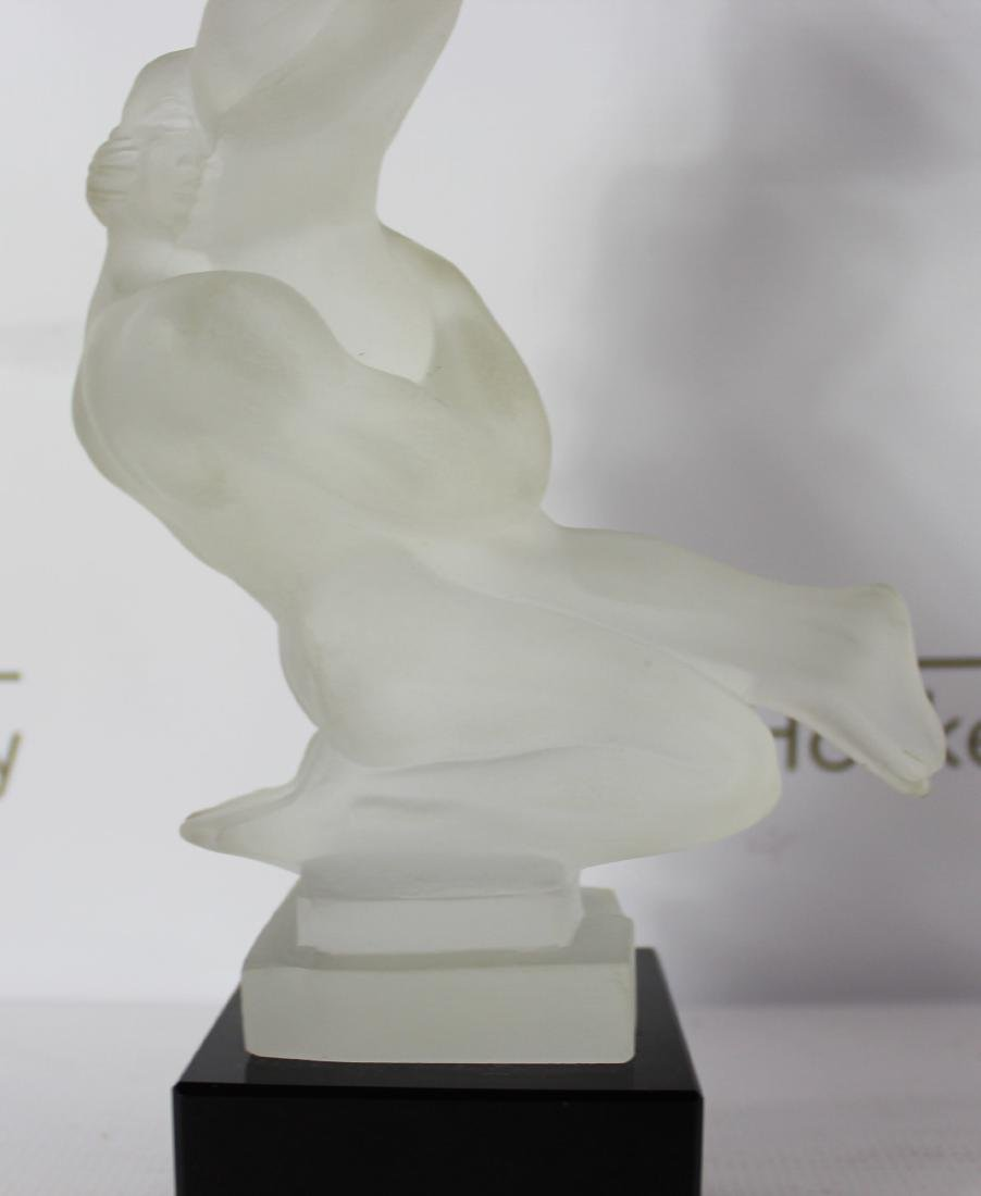 Lalique Glass Sculpture - 3