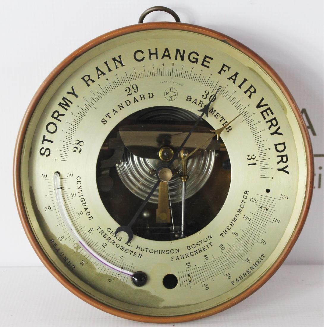 Boston Barometer, Chas C. Hutchinson