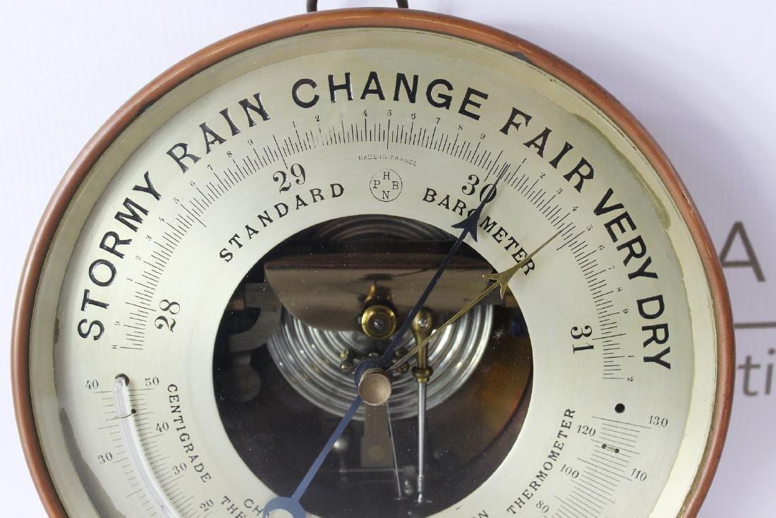 Boston Barometer, Chas C. Hutchinson - 2